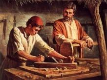 Jesus Christ & Josef