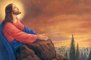 Jesus prayer garden