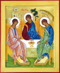 Andrey Rublev, The Holy Trinity