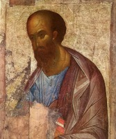 Андрей Рубльов, Св. апостол Павел