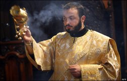 orthodox priest