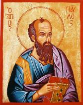St. apostle Paul