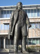 BrighamYoung statue