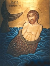 Prophet Ionas and the big Fish2