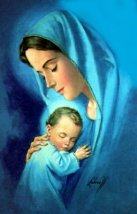 Jesus and His Mother Mary2