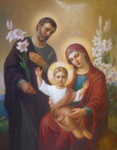 The Holy Family1