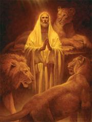 The prayer of prophet Daniel