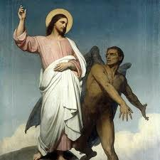 Jesus and the devil