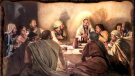 Jesus Christ and the apostles