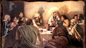 Jesus Christ and the apostles