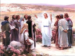 Jesus Christ and the apostles2