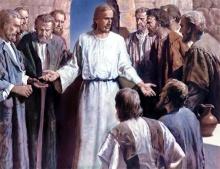 Jesus Christ and the apostles3