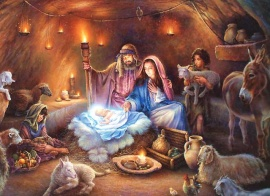The Birth Of Jesus 2