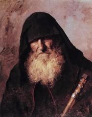 Палестински монах, XIX век