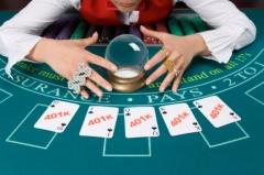 Dealer discerning financial fortune