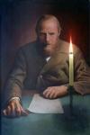 Portret Dostoevskogo