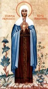 Stt. Mary from Magdala