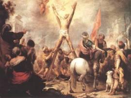 Разпятието на св. апостол Андрей