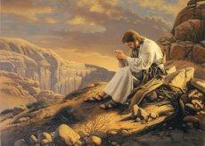 jesus-prays