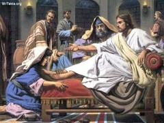 Jesus and a sinful woman forgiven 2