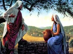Jesus And the Woman of Samaria