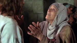 The healing of a crippled woman on the sabbath 2
