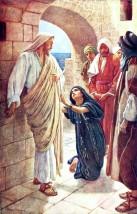 The Syrophoenician woman's faith