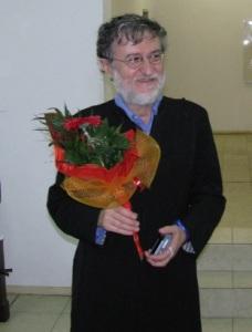 priest Pavel Stefanov