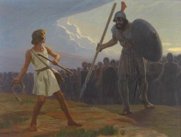 Old Testament 11 - David and Goliase