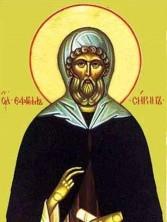Св. Ефрем Сирин 2