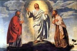 The transfiguration of our Lord 3