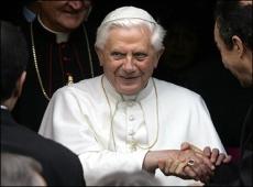 папа римский бенедикт xvi 3