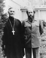 Прот. Александър Шмеман и Солженицин